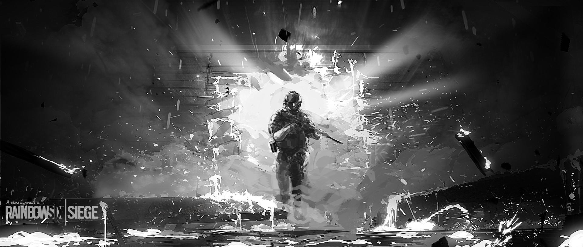 聚焦《虹彩六號:圍攻行動》特勤幹員 #5:Thermite(FBI SWAT 幹員) – Ubisoft | 次世代遊戲 [就從這裡] 開始