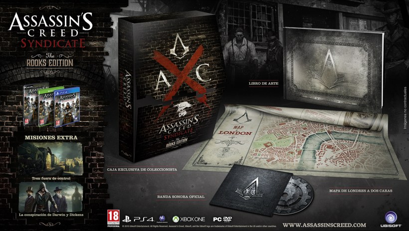 primeros detalles de Assassin's Creed Syndicate