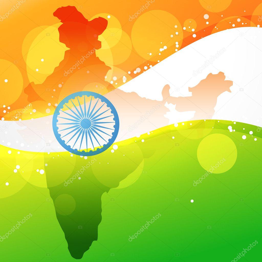 india flag map for pinterest