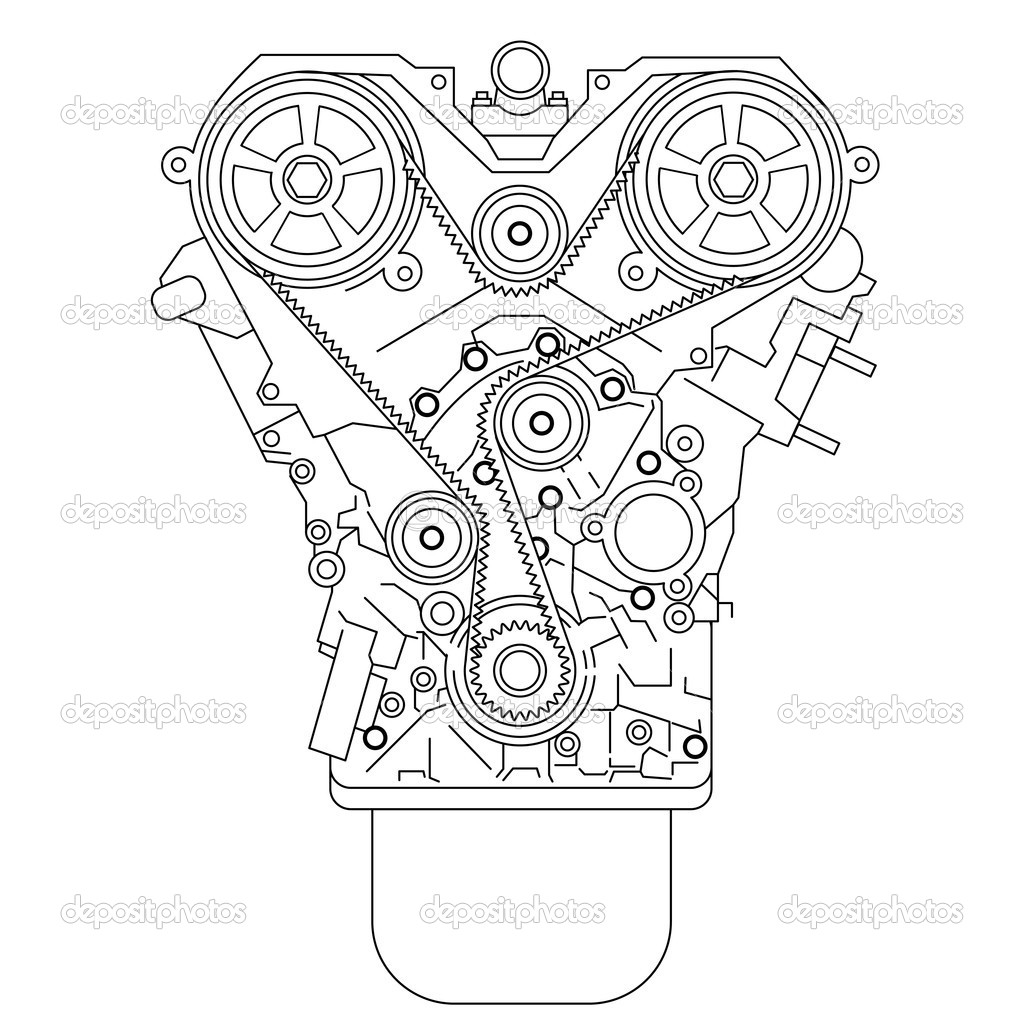 Spalovaci Motor