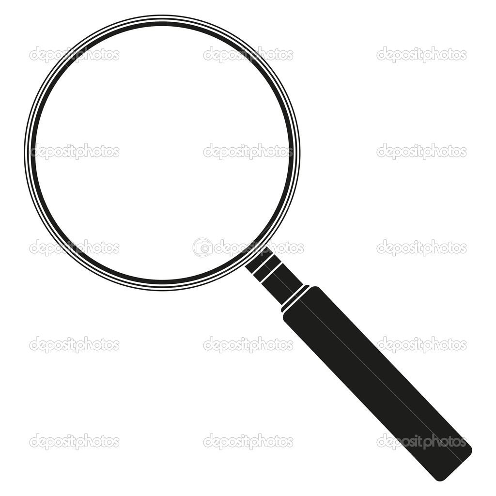 A Magnifying Glass Lens
