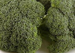 200 Calories of Broccoli