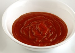 200 Calories of Ketchup