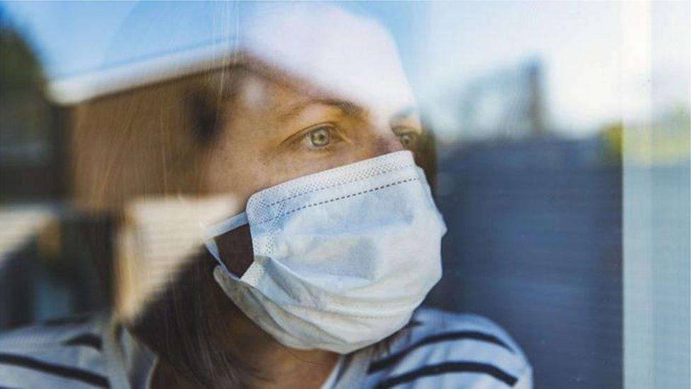 فيروس كورونا: ازدياد أعداد المصابين بأعراض الاكتئاب خلال الوباء