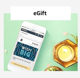 Amazon Gift Cards & more