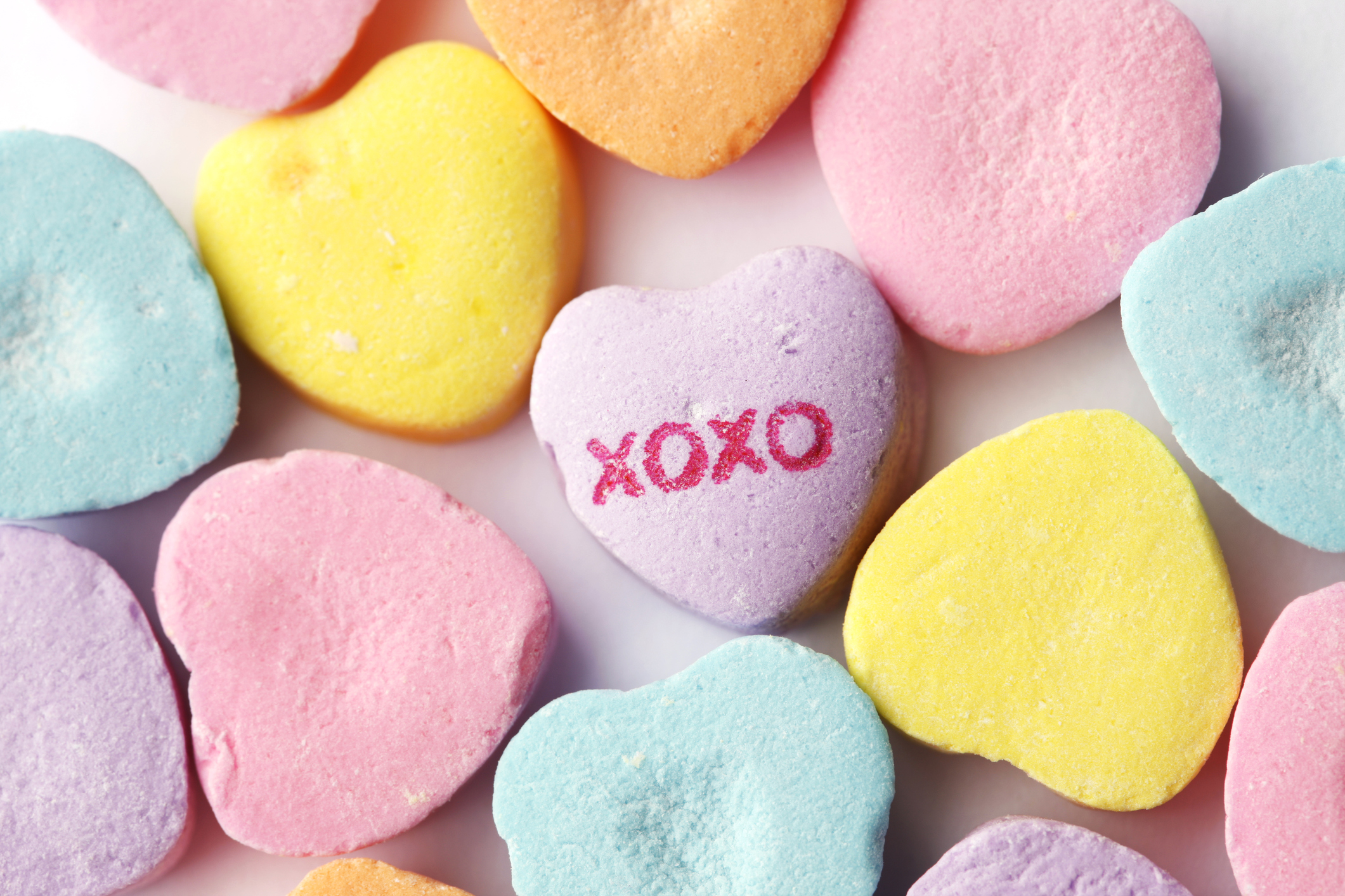 Job Search Candy Hearts For Valentine S Day