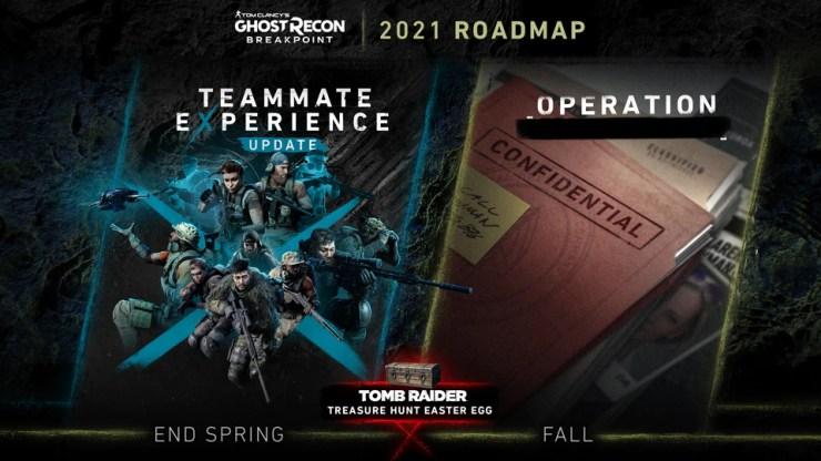 Tom Clancy's Ghost Recon Breakpoint actualización 4.0.0 4.1.0