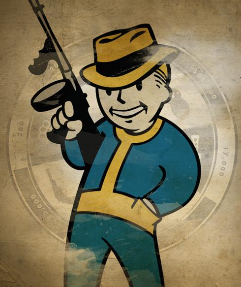 Fallout 3 Vault Boy Icons