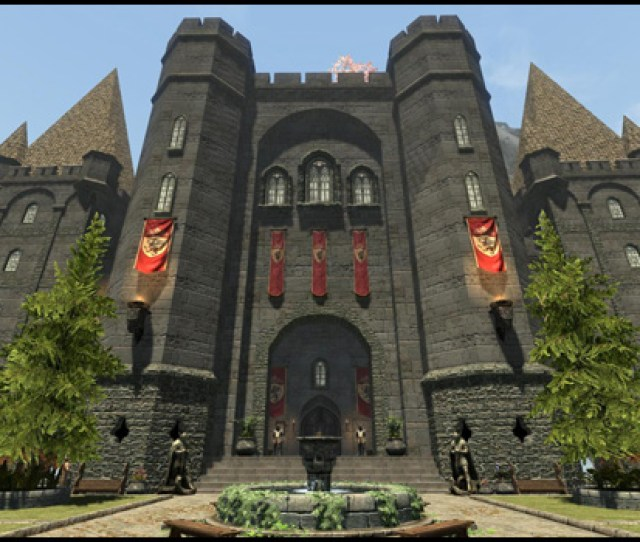 Dragonfall Castle At Skyrim Nexus Mods And Community
