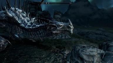 Dragon Transform Mod Skyrim