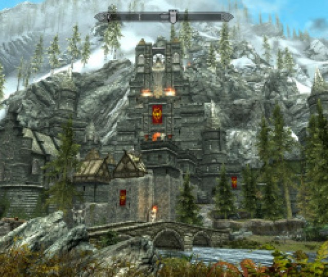 Castle Draco Riverwood Edition Player Home At Skyrim Nexus Mods