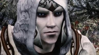 Tdn Followers Snow Elf Mage Follower Lester At Skyrim (3