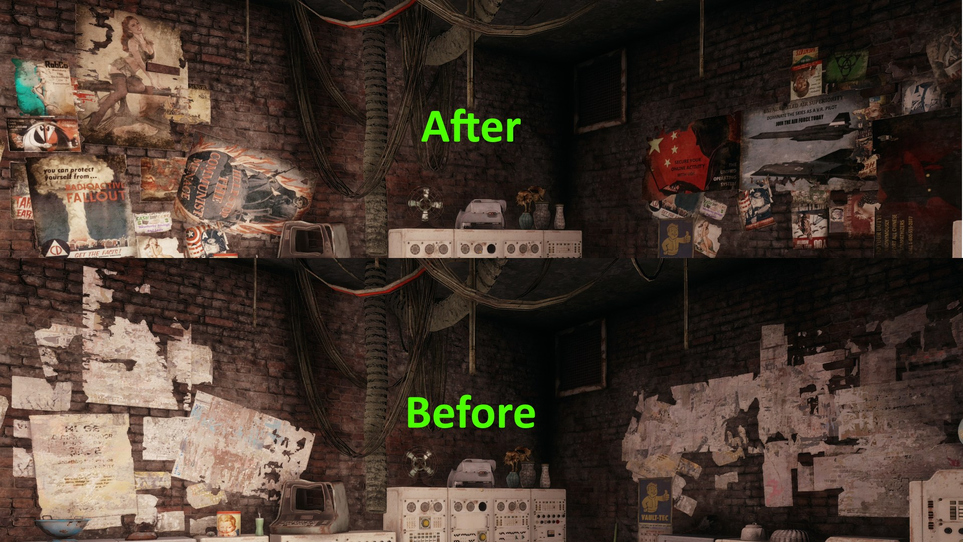 The Best Fallout 4 Xbox One Graphics Mods To Bring The