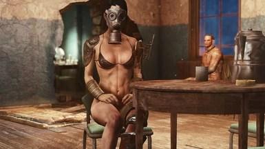 Fallout 4 Mods Male Muscular