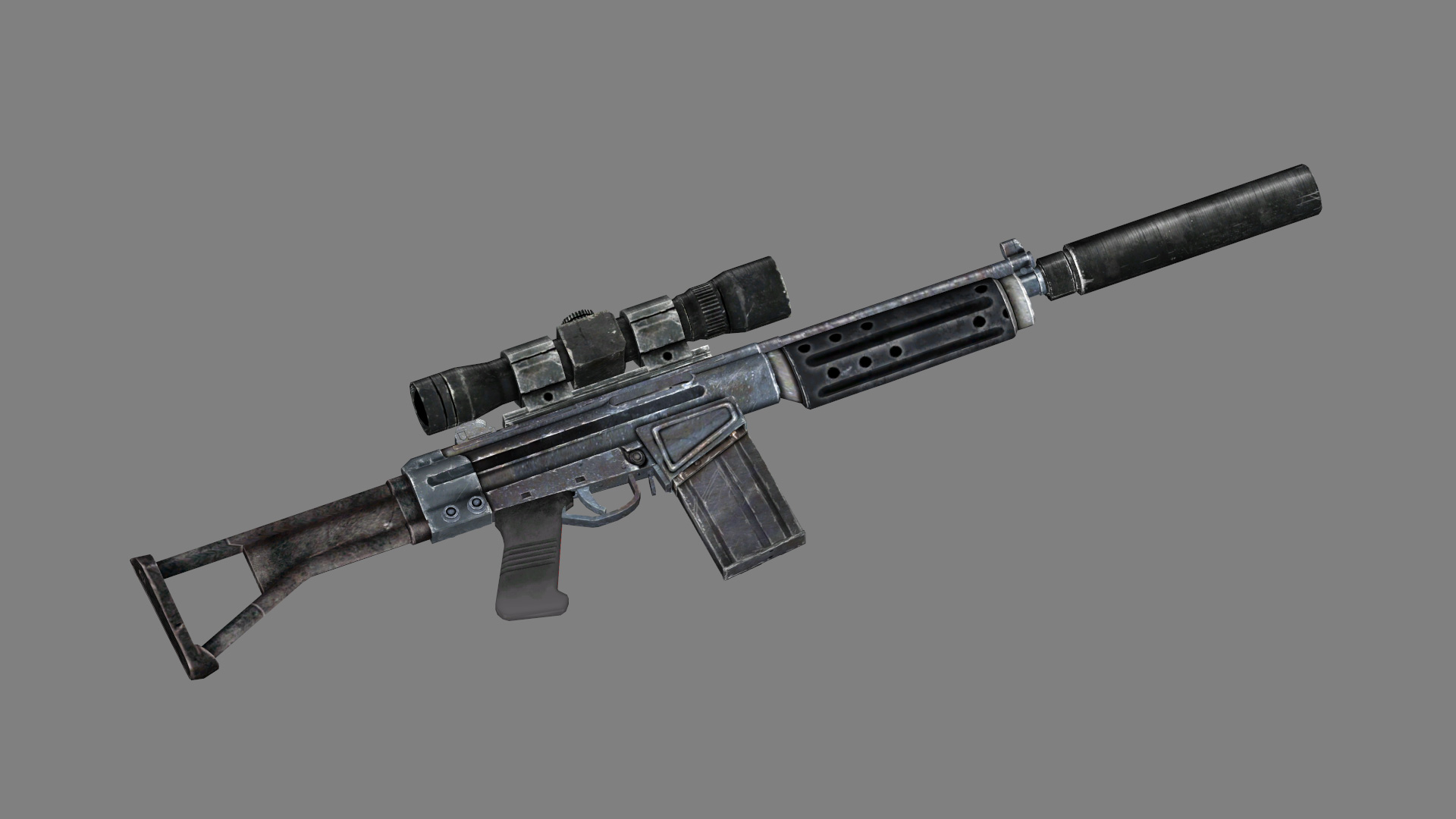 Tammer S Standalone Weapons Mega Pack At Fallout New Vegas