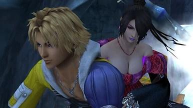 FFX Lulu Less Clothes At Final Fantasy XX 2 HD Remaster
