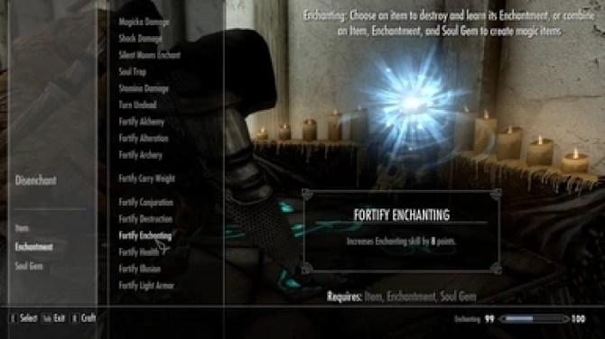 skyrim fortify enchanting recipe kikielpiji org