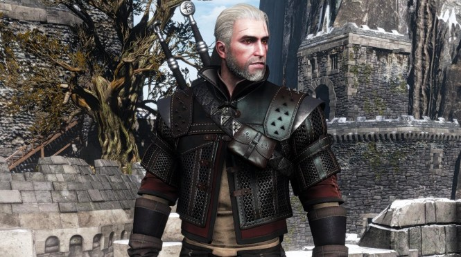 Witcher 3 Wolf Armor Cheat - The Best Wolf 2018