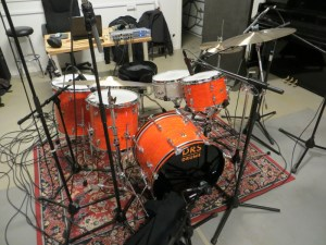 The Sounding of the Drums 3