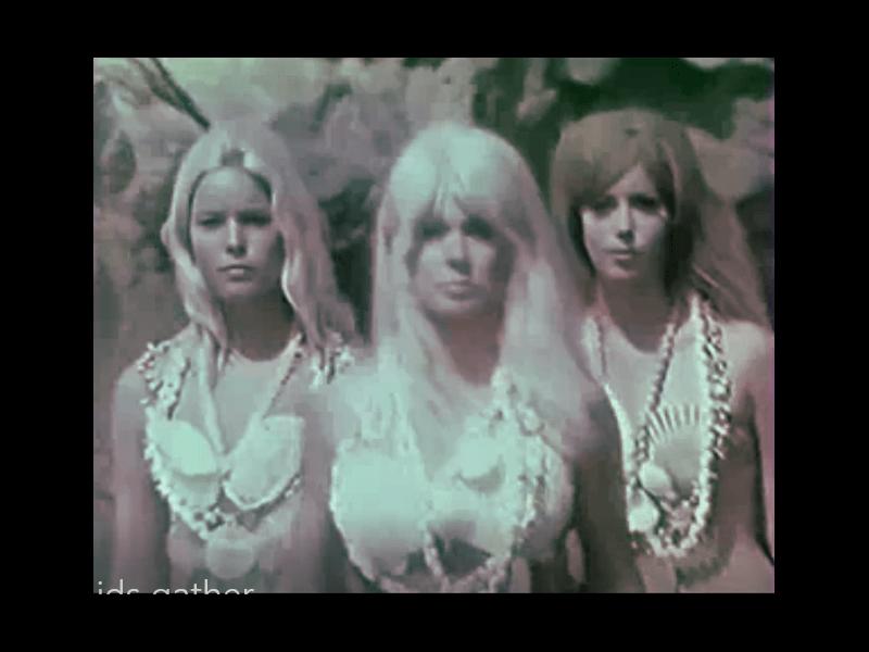 Prehistoric Space Ladies