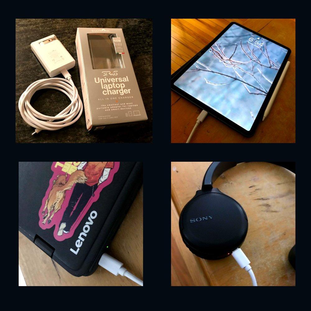 Sirius 65W Universal Laptop Charger