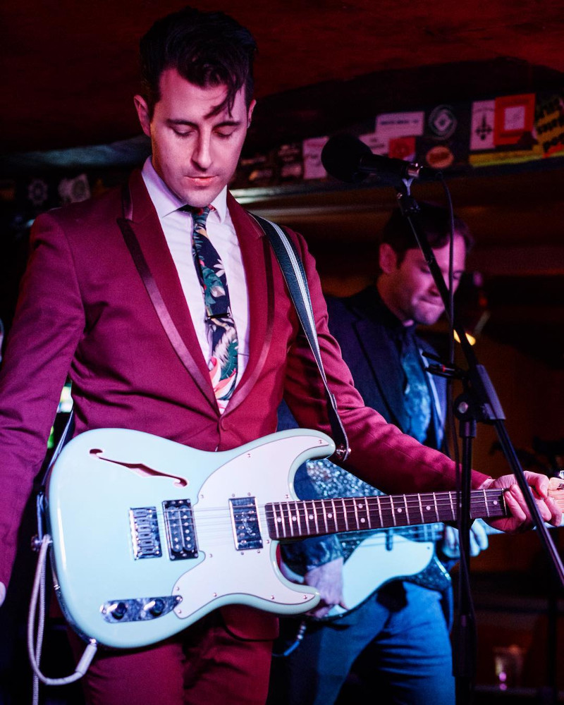Jared Mancuso - 8 Questions And A Shot Of Upbeat Power Pop 1