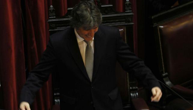 A la carga. Ante el nuevo fallo judicial adverso a Amado Boudou, la oposición parlamentaria reimpulsa el juicio político (DyN).