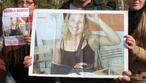 Dónde está. Mariela Bortot salió a caminar hace ocho meses y nunca más volvió. La causa, sin avances (La Voz).