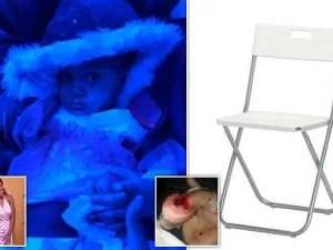 Orribile Incidente Con La Sedia Pieghevole Ikea Gunde Il
