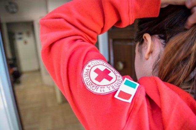 Croce Rossa.