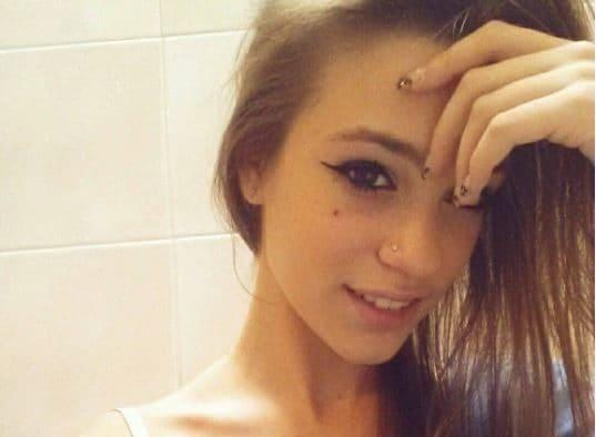 Luana D'Orazio lavorava nell'azienda da circa un anno