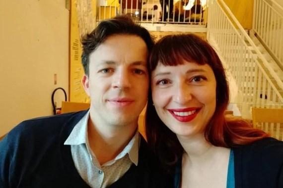 Elena e Federico