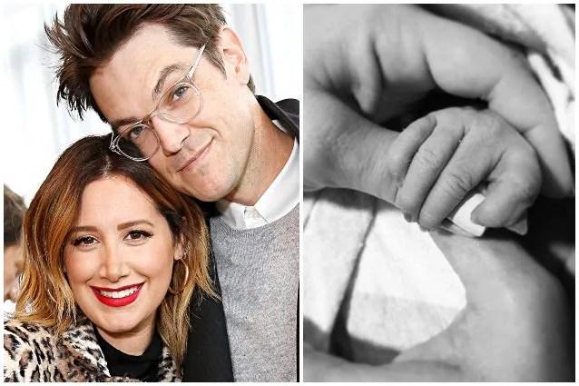 Ashley Tisdale è mamma: ecco come la star di High School Musical ha chiamato la figlia