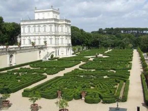 Le dieci Ville di Roma trasformate in parchi pubblici