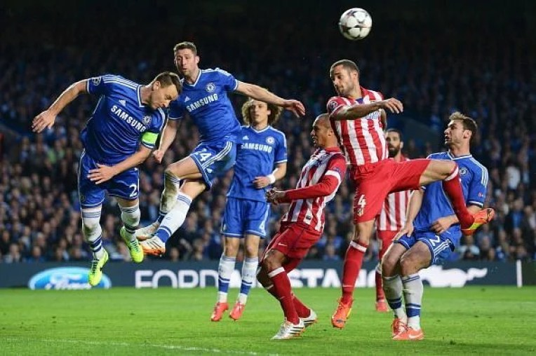 Image result for chelsea predicted lineup vs atletico madrid