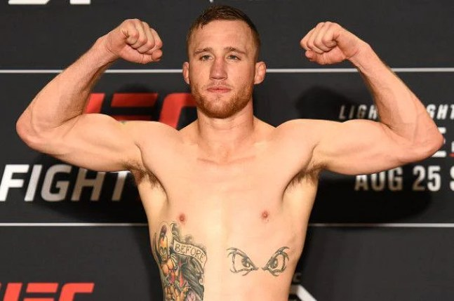 "Justin ""The Highlight"" Gaethje   UFC News, Rumors, Records & Statistics   Sportskeeda MMA"