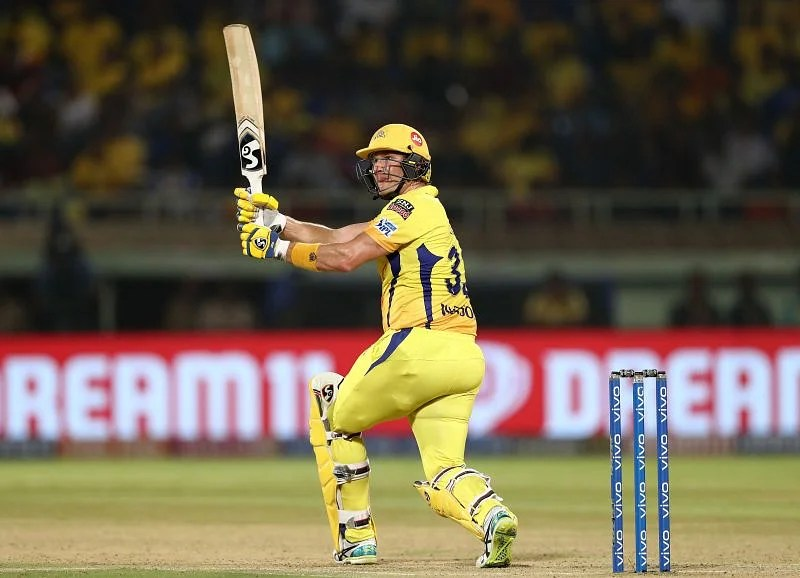 Watson showed signs of form against RR