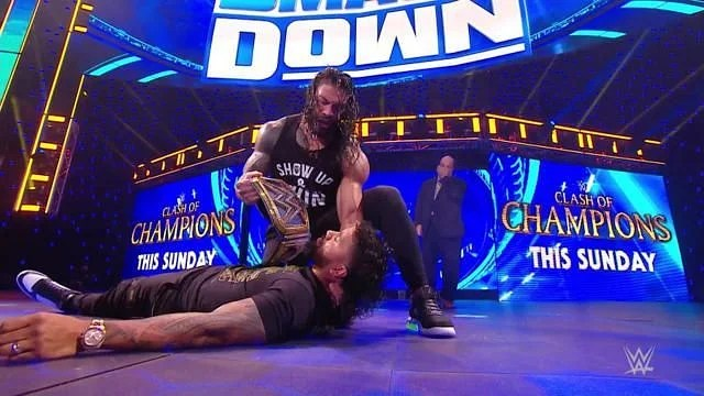 Roman Reigns knows what he wants