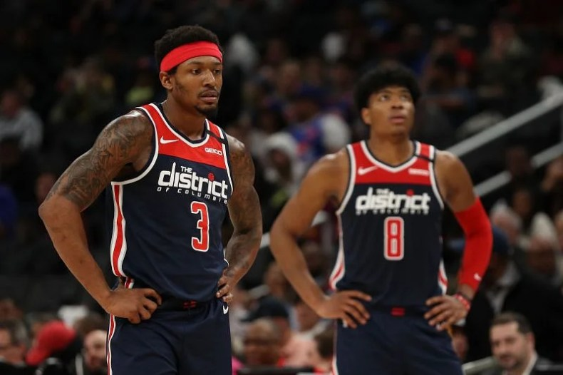NBA Trade Rumors: Bradley Beal refuses to commit long-term to the Washington  Wizards despite signing a new deal recently