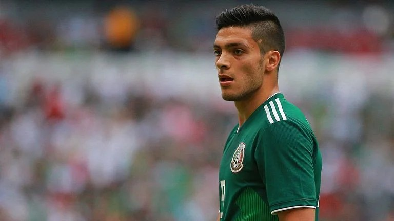 Raul Jimenez was Mexico