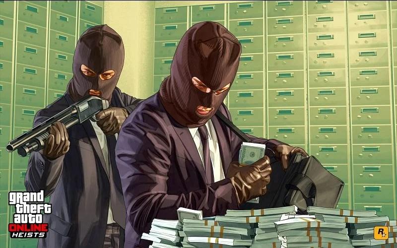 Allein GTA Online bringt regelmäßig riesige Geldbeträge für Rockstar Games ein (Image Credits: Mic)