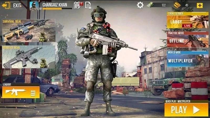 5 Best Offline Android Games Like Pubg Mobile Under 400 Mb Granthshala News