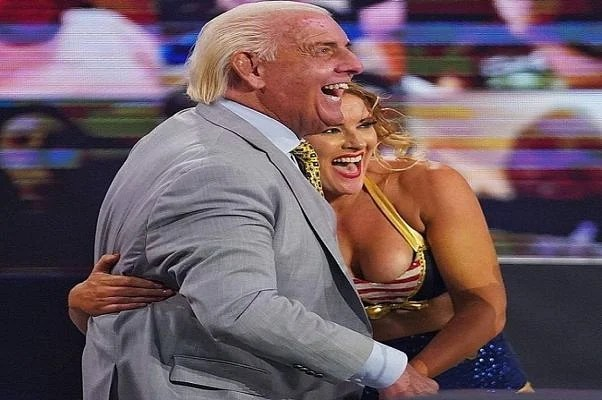 Les Evans has done a lot for himself on WWE RAW