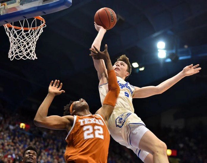 The Texas Longhorns are in danger of dropping down the standings