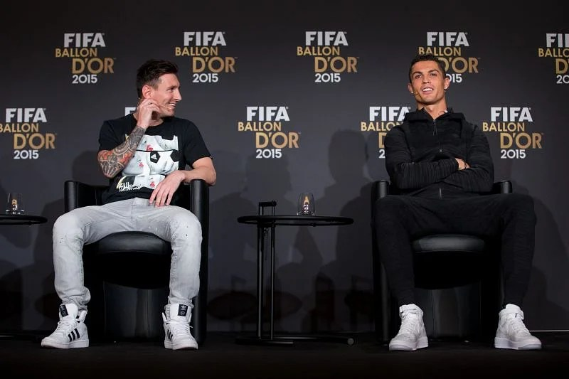Cristiano Ronaldo and Lionel Messi are regarded as two of the best to have played the game