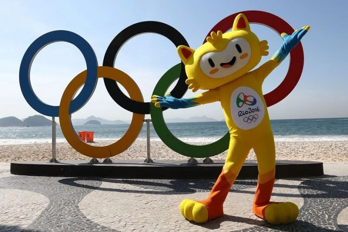 Vinicius was the official mascot for the 2016 Rio Olympics.