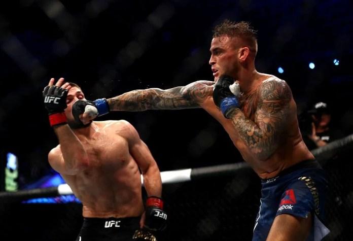 UFC 242 Khabi vs Poirier