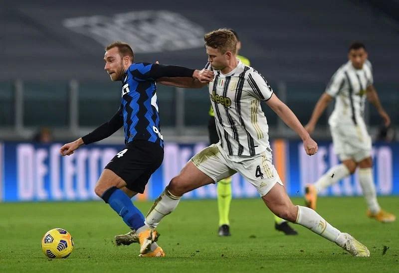 Juventus vs FC Internazionale - Coppa Italia