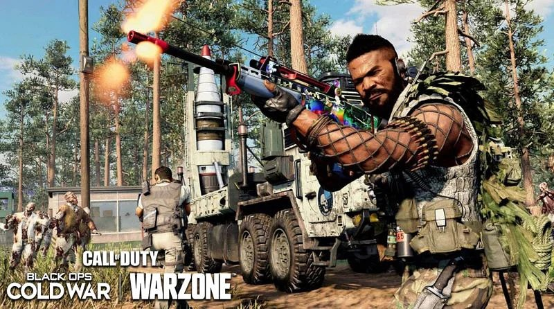 The best ZRG 20mm loadout in Call of Duty: Warzone