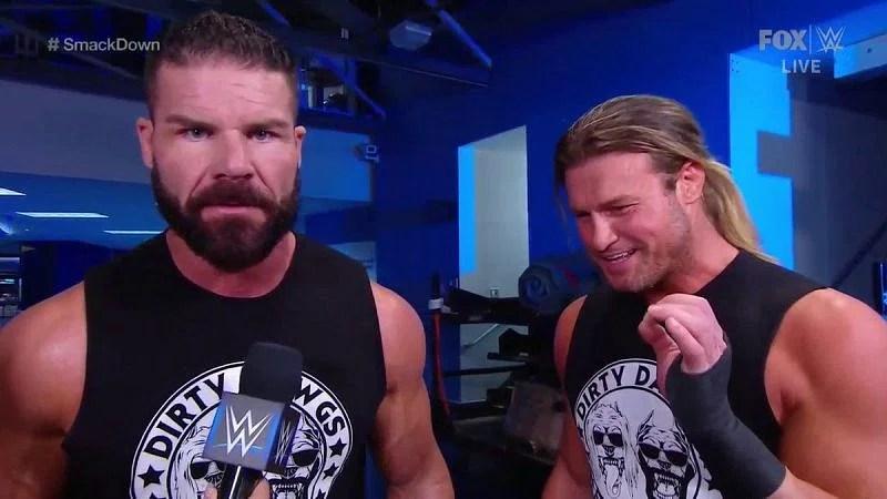 Despite being champions, Ziggler and Roode aren
